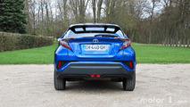 Essai Toyota C-HR 2017