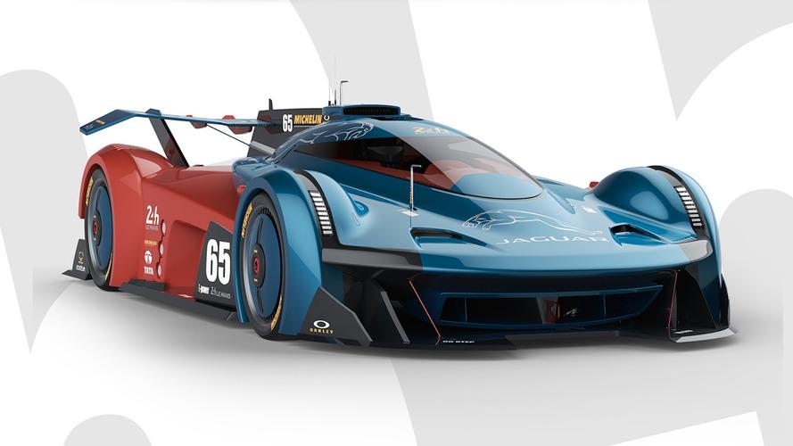 Jaguar Le Mans Rendering Imagines An XJ220 Of The Future