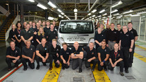 Vauxhall car production