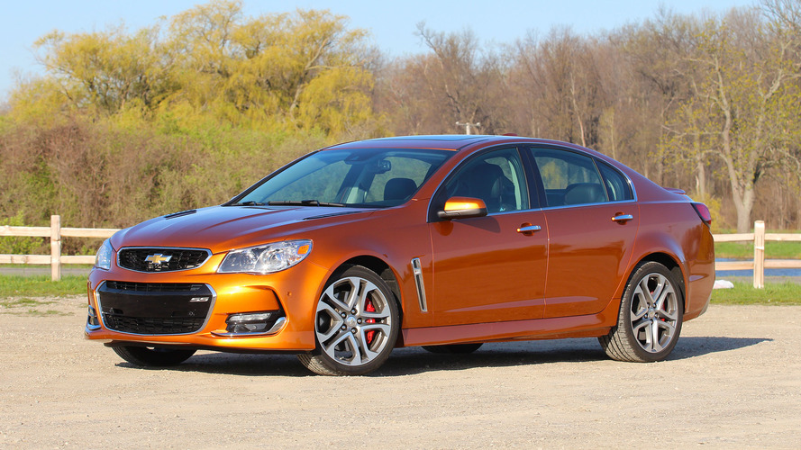 2017 Chevy SS Review: Goodnight, Sweet Prince