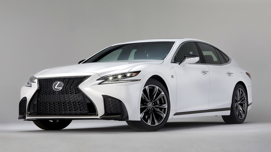Lexus Exec Says Saloons Must Evolve Or Die