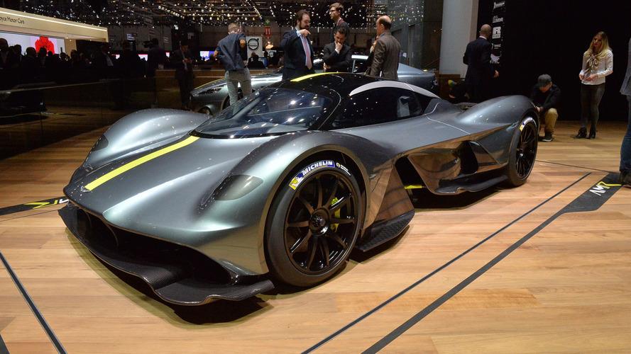 Aston Martin Valkyrie 1130 beygir gücünde mi olacak?