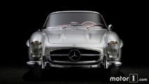 Mercedes-Benz 300 SL Roadster 60th anniversary