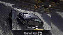 Lamborghini Huracan Performante kamuflajsız