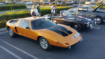 Mercedes Benz C111-II
