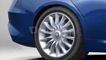 Alfa Romeo Giulia Sportwagon render