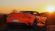 Porsche 911 Turbo S Cabriolet by Wimmer RS
