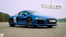 Audi R8 vs. Mercedes-AMG GT S