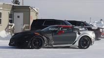 2018 Chevrolet Corvette ZR1 casus fotoğraflar