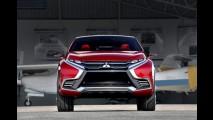 Mitsubishi revela novo conceito de SUV compacto por inteiro - veja fotos