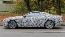 BMW 6 Serisi Coupe casus fotoğrafları
