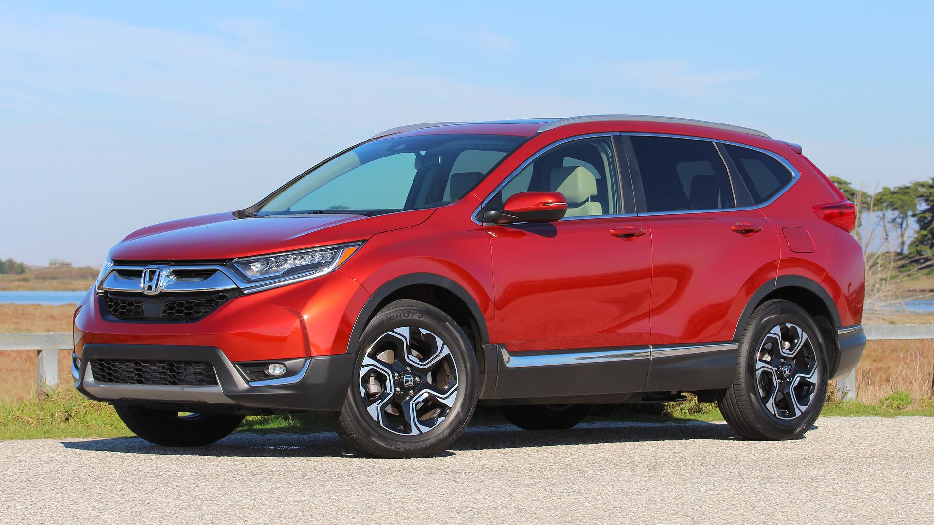 2017 Honda Cr Best New Cars For 2018