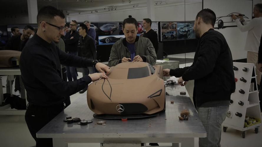 Mercedes aurait-elle dévoilé le dessin de la Project One ?