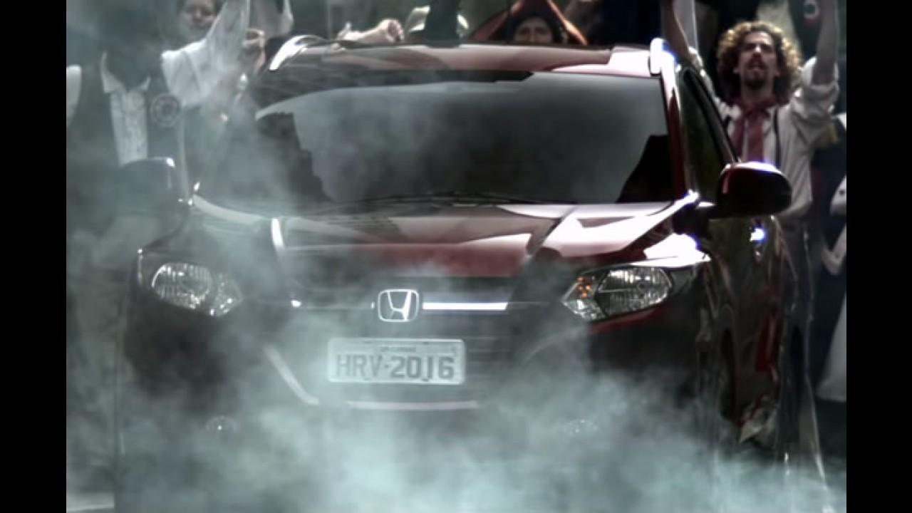 Honda sugere em vídeo que o HR-V chega para revolucionar