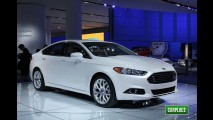 Direto de Detroit: Fotos do Novo Ford Fusion 2013