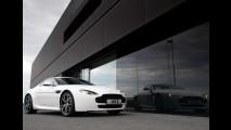 Edição Especial: Aston Martin Vantage N420 2011 tem motor V8 de 420 cv