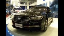 Salão SP: Lifan X50, mistura de hatch e crossover, chega em 2015