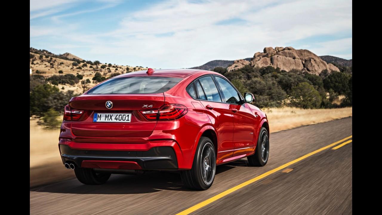 Mais um: BMW terá crossover-cupê X2 para ficar abaixo do X4