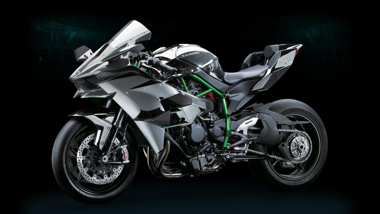 Kawasaki mostra vídeo da Ninja H2R em ação