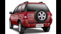 Ford divulga as primeiras fotos oficiais do Novo EcoSport 2011 - Preços começam em R$ 49.900