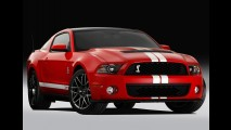 Salão do Automóvel: Ford confirma Focus Titanium, Mustang GT500 e F-250 Super Duty