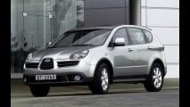 Baixas vendas podem tirar o Subaru Tribeca de linha