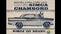 Carros para sempre: Simca Chambord, um francês de luxo no Brasil