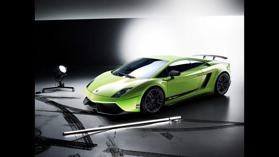 Lamborghini LP 570-4 Gallardo Superleggera: 157 euro al kg!