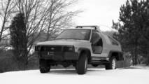 1980 Ford Bronco Montana Lobo konsepti