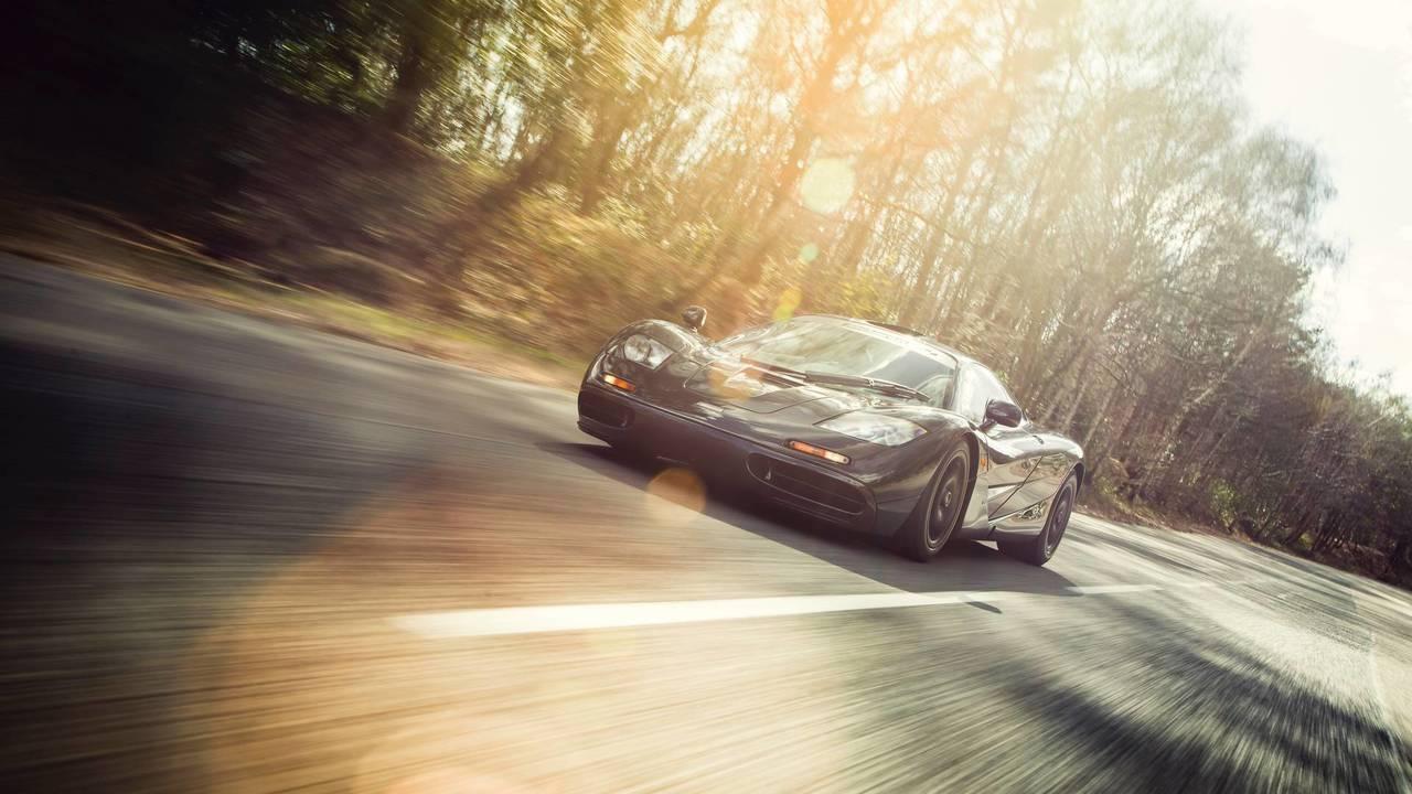 15. McLaren F1