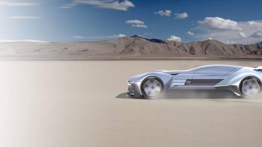 Jaguar Hypercar - William Baude