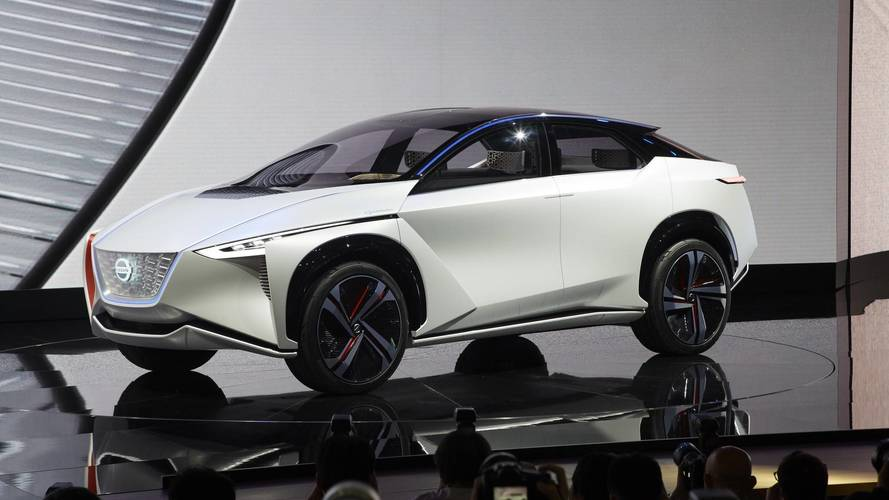 Next-Gen Nissan Qashqai To Share Design Elements With IMx Concept