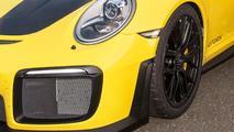 Porsche 911 GT2 RS'in Nürburgring rekorunda Michelin imzası