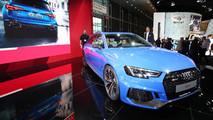 2018 Audi RS4 Avant live images