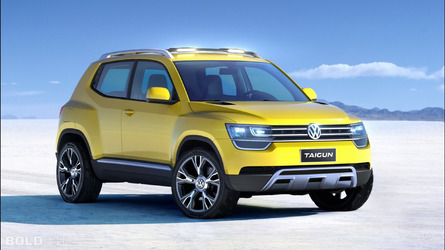 VW Taigun Up! SUV Resurrected, Will Be Called T-Track