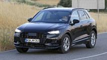 2019 Audi Q3 kamuflajsız fotoğraflar