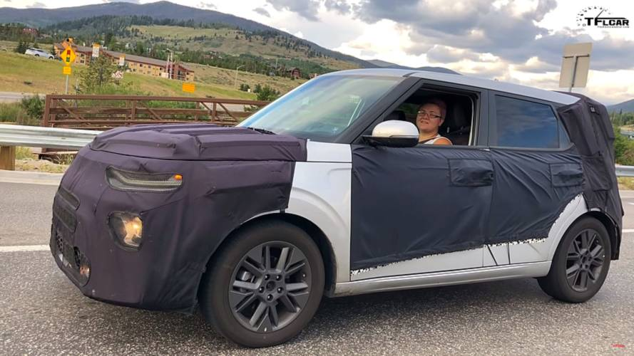 2019 Kia Soul Caught Cruising In Colorado