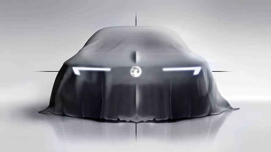 Vauxhall's teasing a brand new look