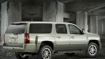 Chevrolet Suburban HD Z71 Diesel at SEMA