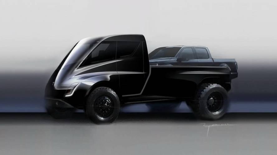 Picape Tesla