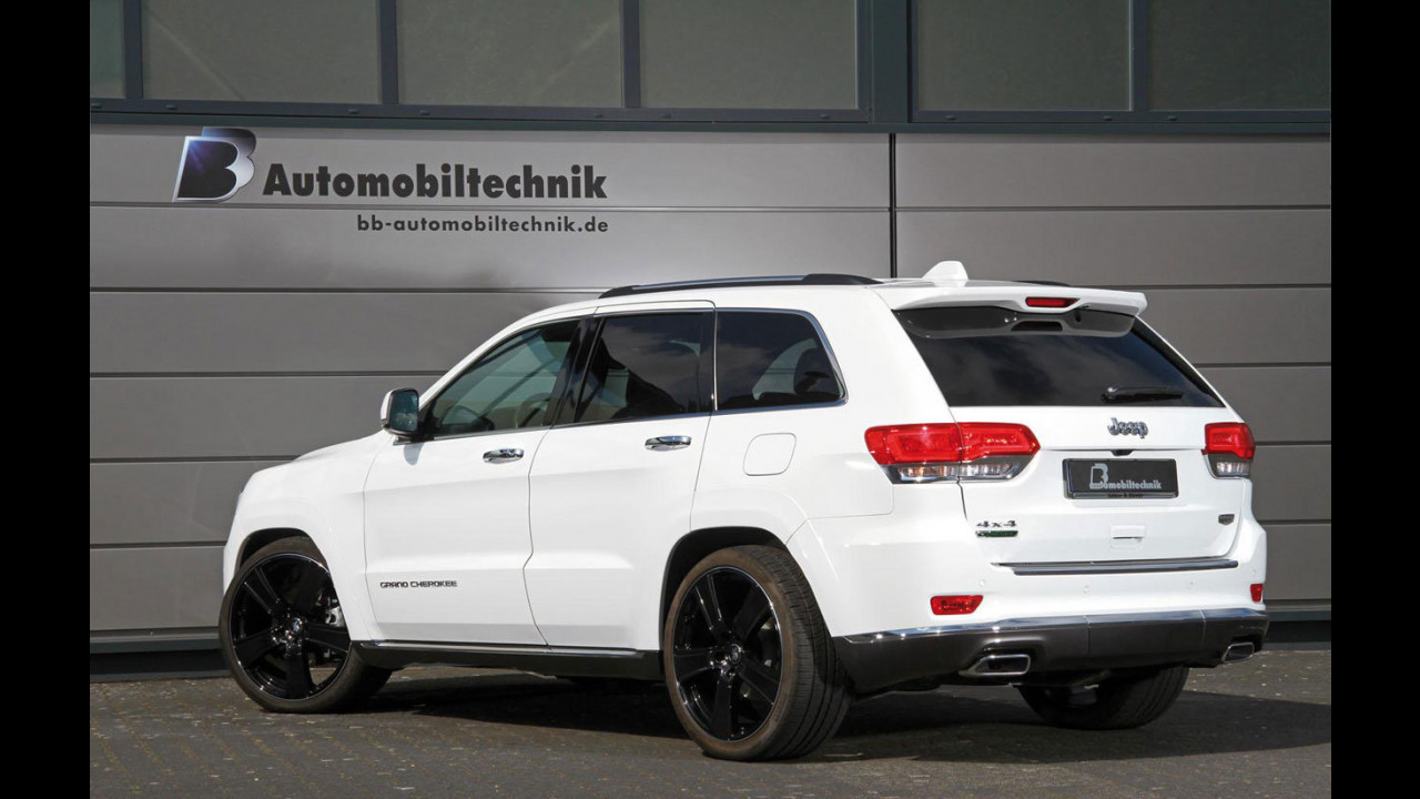 Jeep Grand Cherokee by B&B