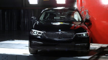 Crash test Euro NCAP, BMW Serie 5