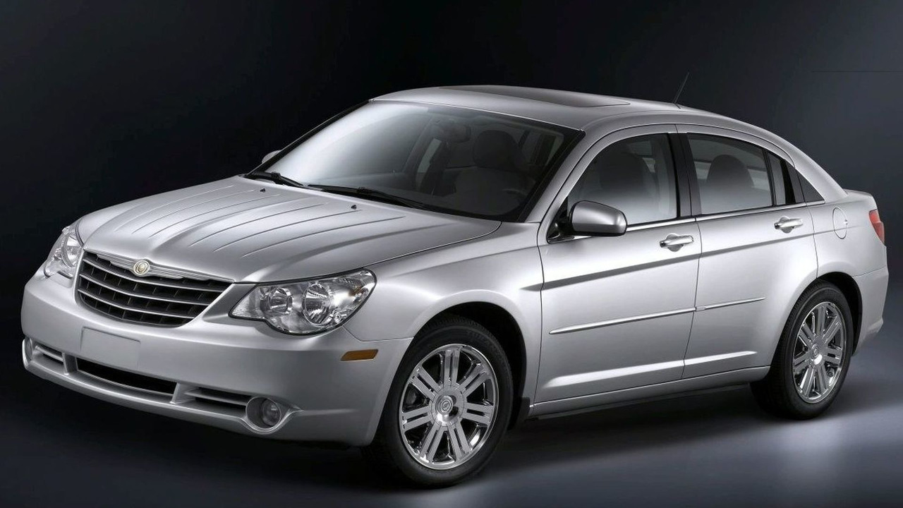 Forbes calls the Chrysler Sebring the worst car of 2007