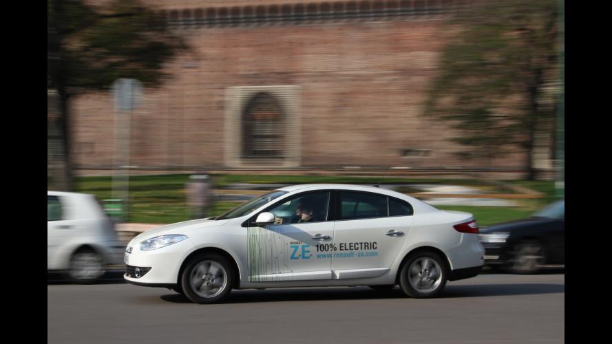 Renault, verso le emissioni zero