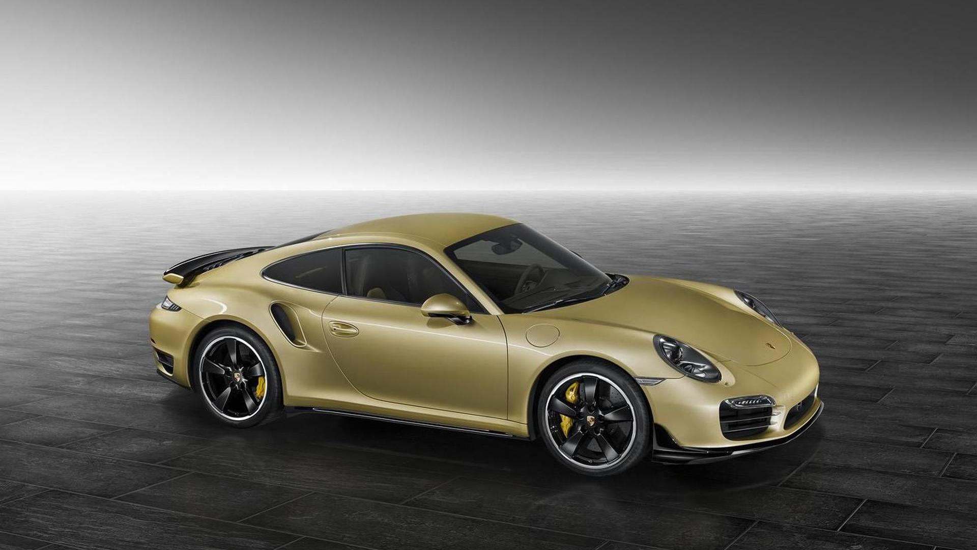 Porsche 911 Turbo от Porsche Exclusive