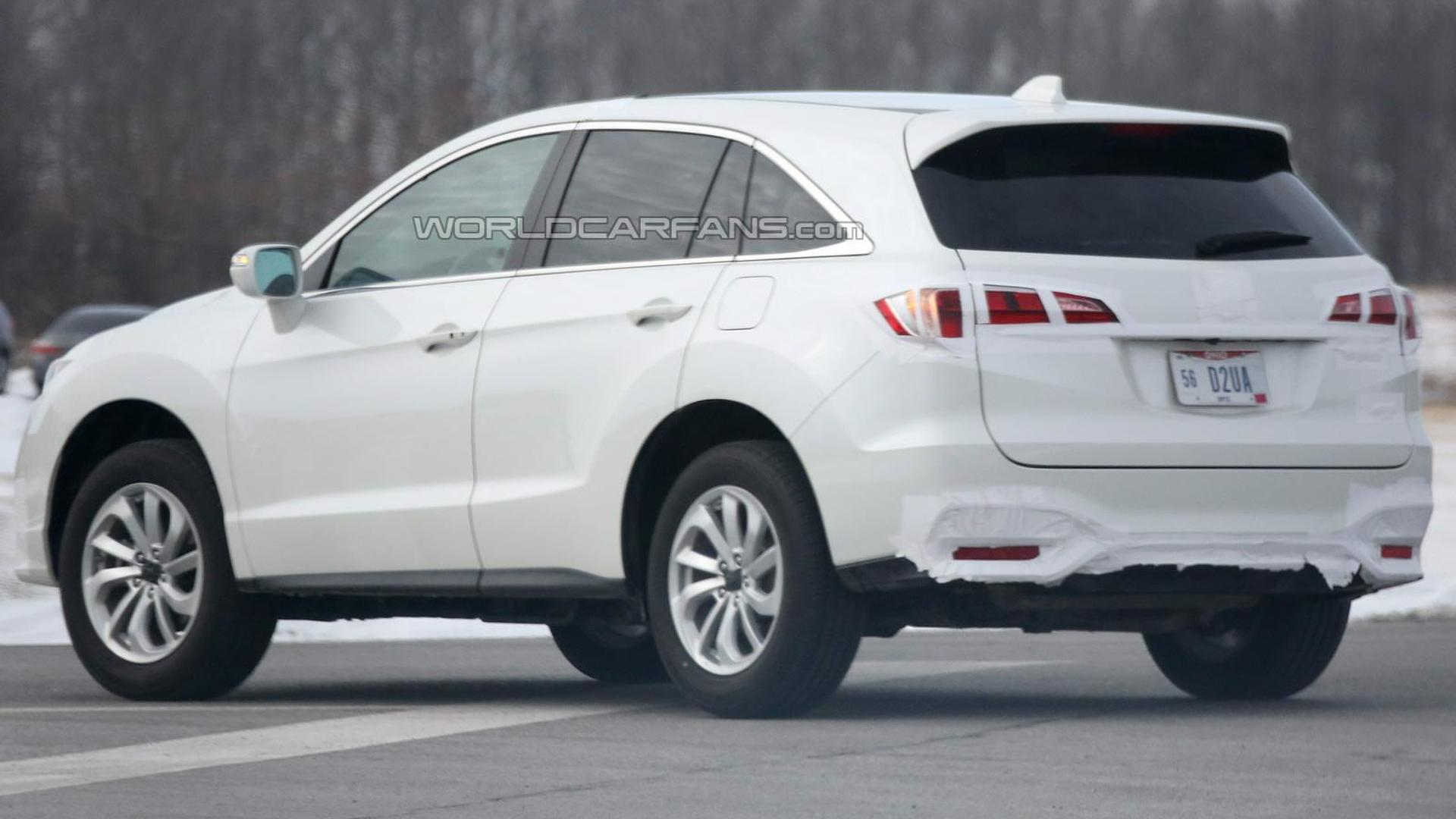 front awd photos rdx motor review trend grille news acura first en test