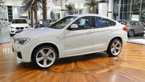 BMW to start X4 assembly in Russia this summer with US-sourced kits