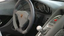 Porsche Carrera GT Interior by Mattes