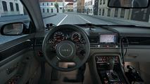 Virtual driving simulator of the MMI laboratory
