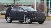 2020 Buick Encore Spy Photos